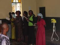 Worship at Mbale