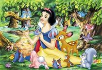 Snow-white-with-animals-the-forest-animals-28290596-400-275