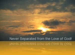 Never separated from love of god image